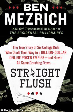 Ben Mezrich opowiada o Straight Flush, prawda o Absolute Poker 101