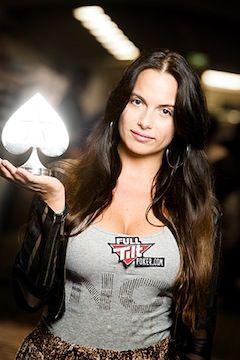 Hana Soljan. Picture courtesy of PokerStars Blog.