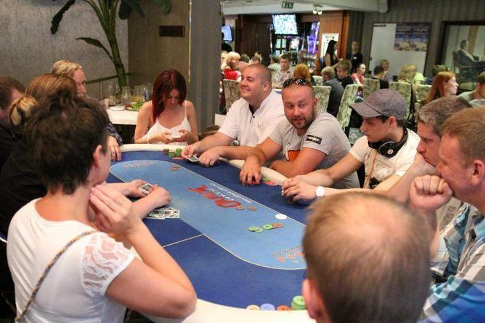 Eesti populaarseim igakuine pokkeriturniir Triobet Live