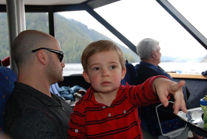 George Lind ir jo sūnus