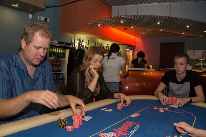 Raske tee tiitlini: Perekond Leibold Tallinnast vs. Haapsalu pokkerimängija Koit Kann