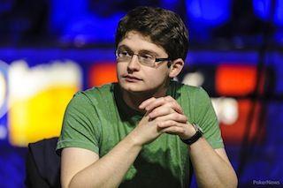 EPT7 London winner David Vamplew