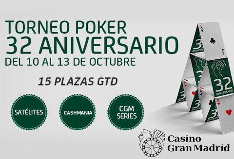 Torneo especial 32 Aniversario