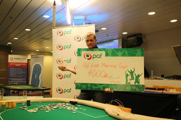 Tiitlit läheb kaitsma PokerNews Eesti arendusjuht Herli Olop