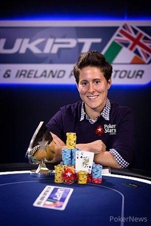 Професіонал команди PokerStars Ванесса Селбст здобула... 101