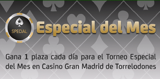 Casino Gran Madrid te lleva gratis a las ESPT Madrid Series 103