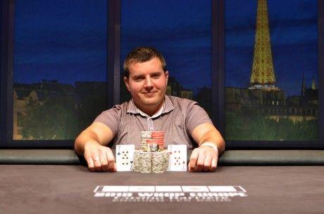 2013 WSOPE Event #3 winner Darko Stojanovic