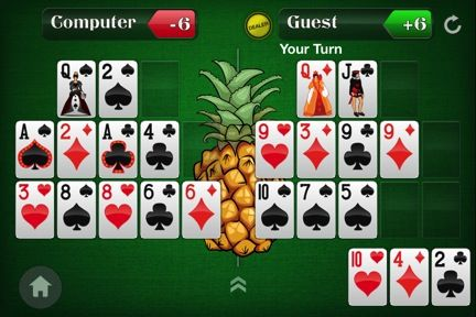 Spice Up Your Open-Face Chinese Poker Game by Adding a Pineapple Twist 108