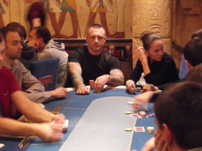 Atviras Kauno Miesto pokerio čempionatas startavo Pauliaus Žilinsko pergale 101