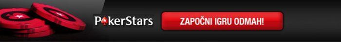 """Online Izveštaj: """"Tupac_sjr"""" je Osvojio PokerStars 800 Milioniti Turnir za 6,358 101"""