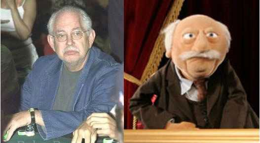2002 Poker of Hall Fame inductee Lyle Berman or Waldorf... you decide!