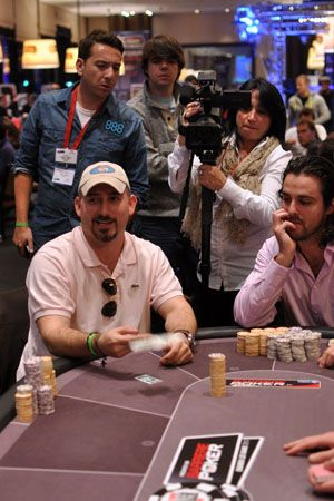 Alexander busts on the bubble of the WSOPE Main Event
