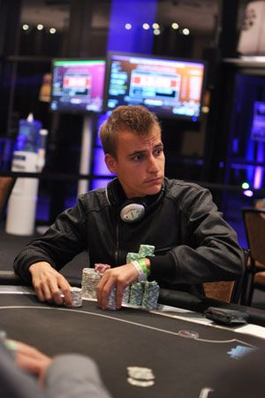 Gruissem eyeing another high roller title