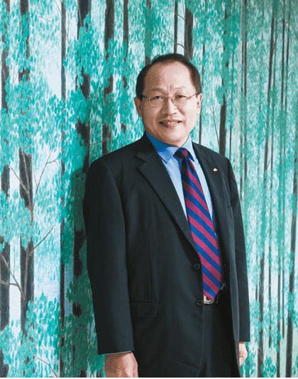 """리조트 개발로 도약 나선 김홍창 파라다이스 부회장 """"영종도... 101"""