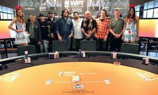 Francesco Del Foco Wins World Poker Tour National Campione for €90,000 101