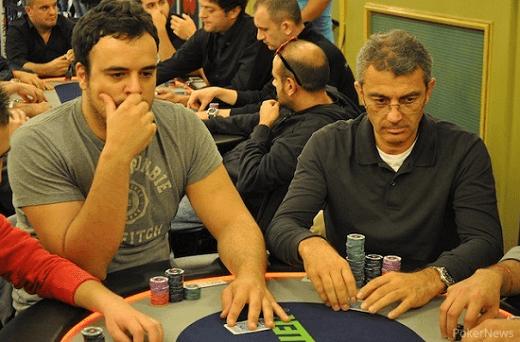 Mauro Stivoli e Francesco Delfoco
