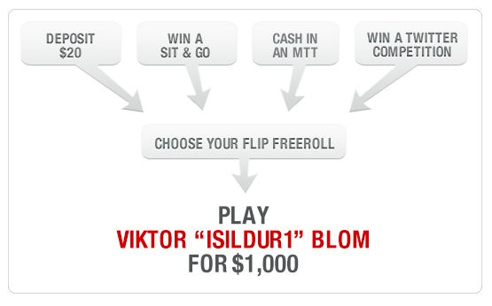 """Joga Heads-Up Contra Viktor """"Isildur1"""" Blom e Ganha ,000! 101"""