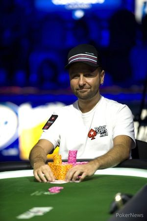 Negreanu wins his second WSOP POY award