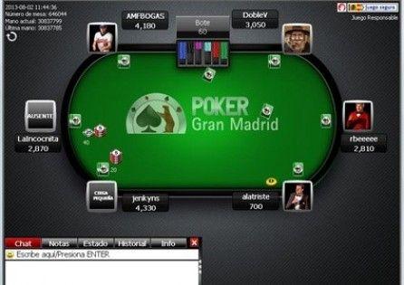 Casino Gran Madrid mejora su oferta de torneos online 101