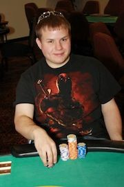 PokerNews Senior Editor Chad Holloway