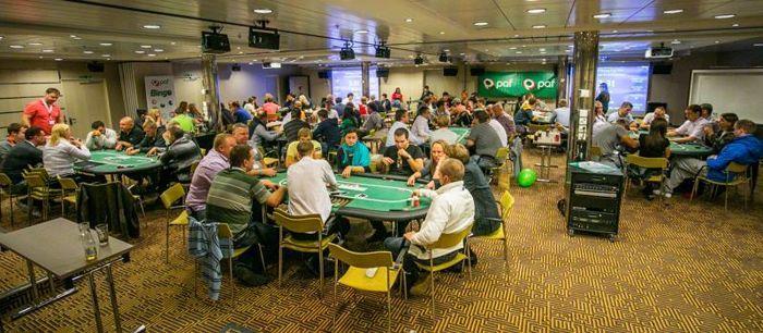 Paf viis Eesti pokkerimängijad juba teist aastat järjest merele