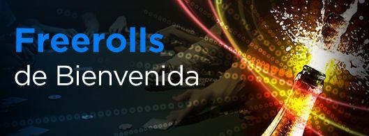 Freerolls de bienvenida en 888poker.es