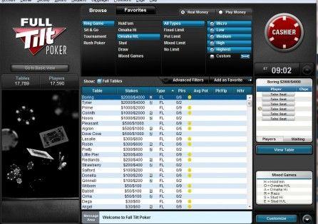 ¿Quieres  gratis para jugar en Full Tilt Poker? 101
