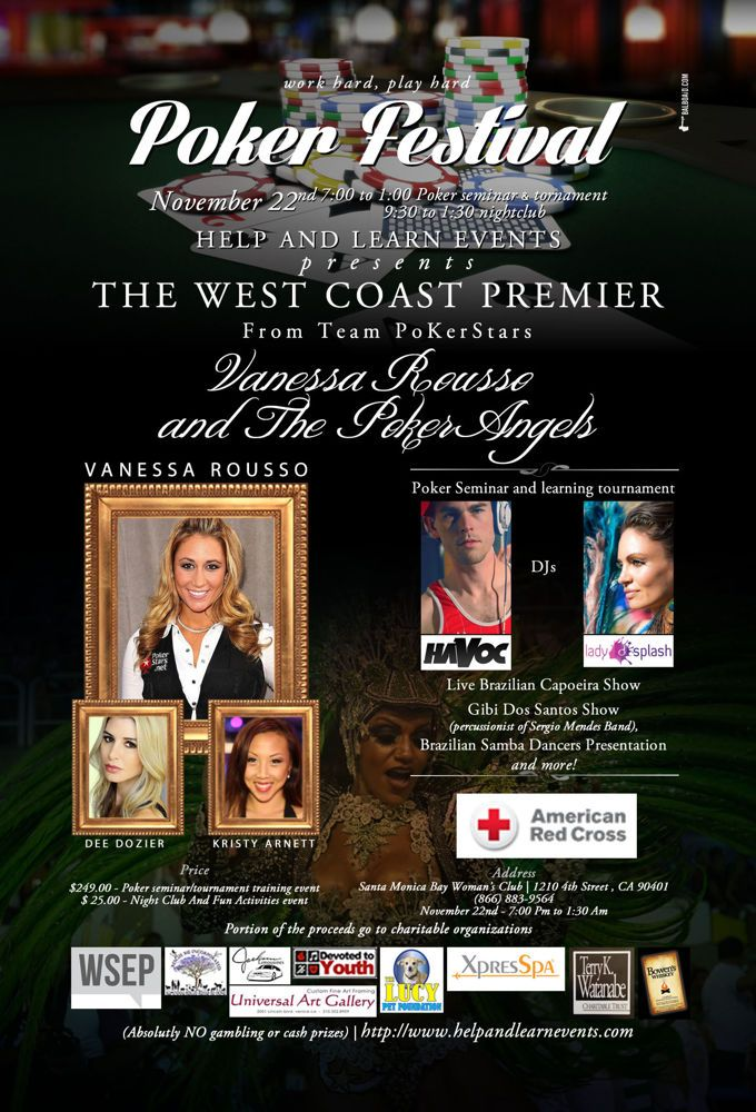 Join Kristy Arnett, Vanessa Rousso, Dee Dozier for Friday's Santa Monica Charity Event 101
