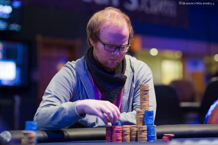 Žetonų lyderis Chriss Brammer / pokerstarsblog.com nuotr.