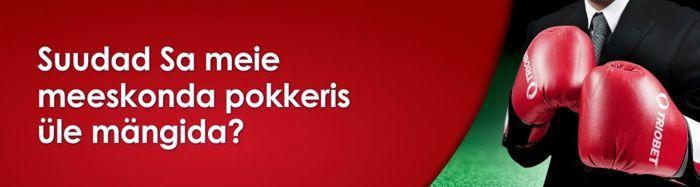 Triobeti pokkeritoas algavad jõulukampaaniad 101