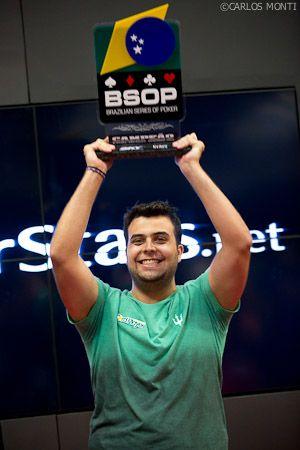 Murilo Ruiz Venceu Main Event BSOP Millions 2013 (€267,908) 101