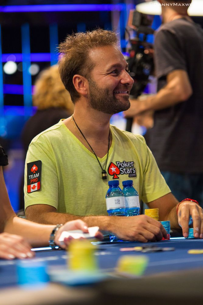 Orpe's Top Ten: Daniel Negreanu 101