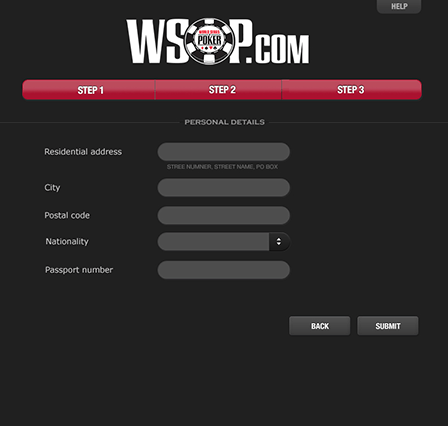 Online Poker How-To: Registering and Logging Into the WSOP.com Client 103