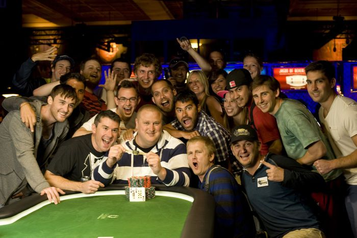Top 10 das Histórias de 2013 #7: Grinders World Series of Poker Circuit Dominam 101