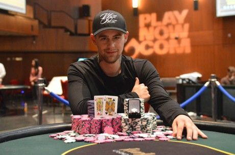 Milne wins WSOP Circuit River Rock for over $250k