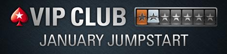 Jaanuari väljakutsed ja pakkumised PokerStarsi mängijatele 101