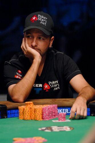 El mejor jugador de torneo de la última década según el GPI, Daniel Negreanu.