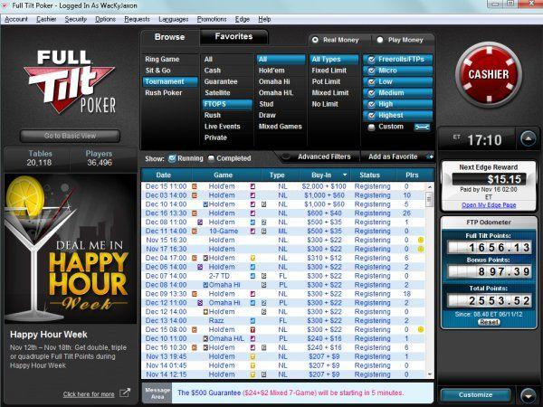 Full Tilt Poker amplia su oferta de  gratis hasta el 31 de Enero 101