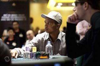 Phil Ivey will be returning to the Crown.