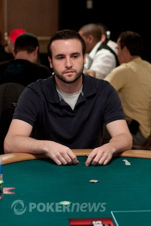 Ziemba playing in the World Series of Poker