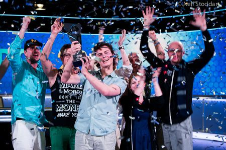 Dominik Panka Vence Main Event PokerStars Caribbean Adventure 2014 (1,423,096) 101