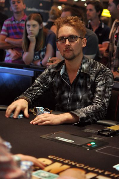 Top German pro and 2013's winningest player online, Niklas Heinecker