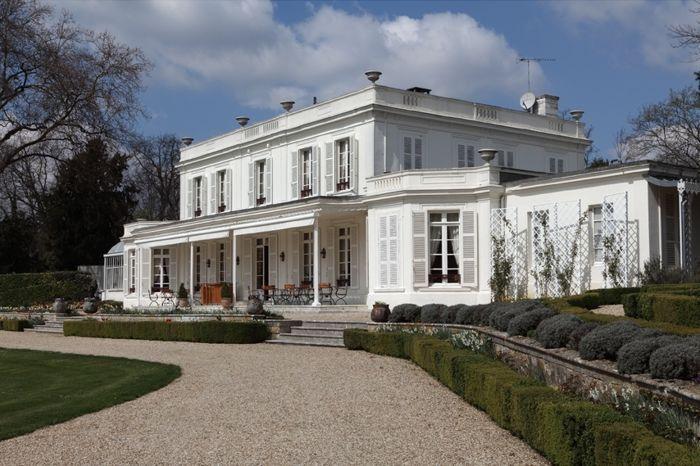 Hennessy mõis Chateau de Bagnolet