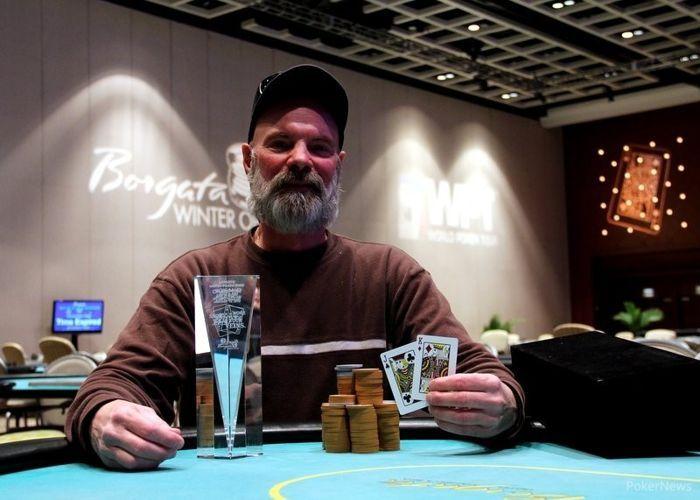 Richard Gargel -- Winner of Event #7