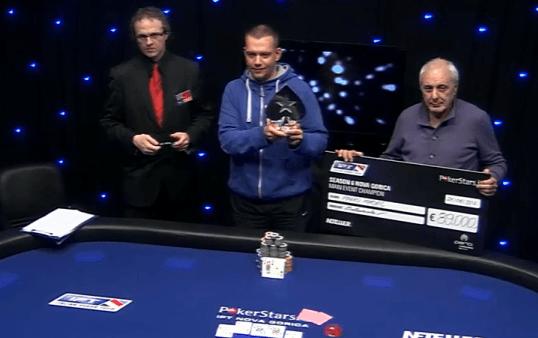 Pobeda i uručenje nagrada