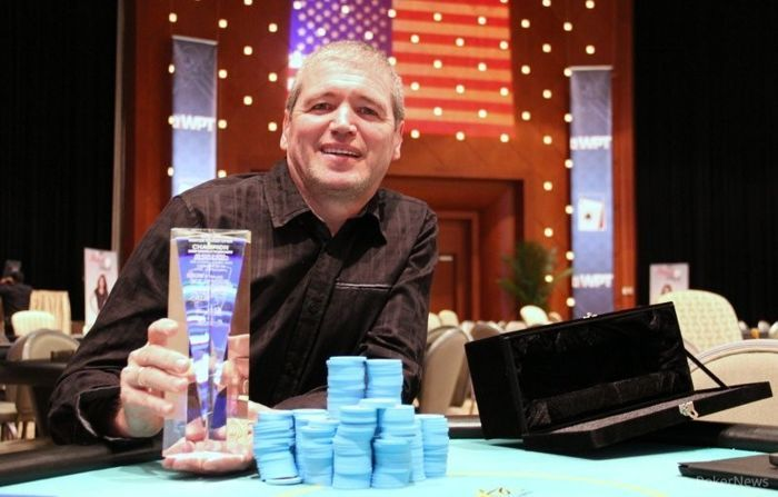 Johannes Mueller -- Event #18 champ