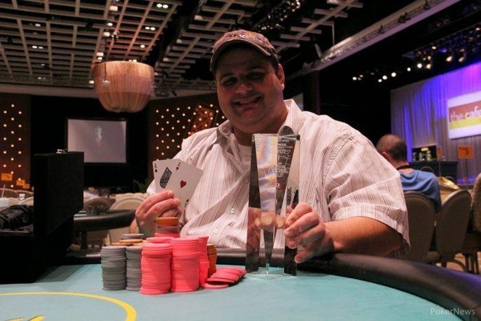 Joseph Galazzo -- Event #17 champ