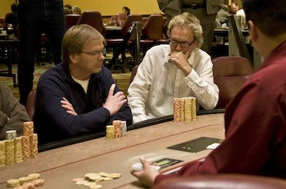 Everett carlton poker