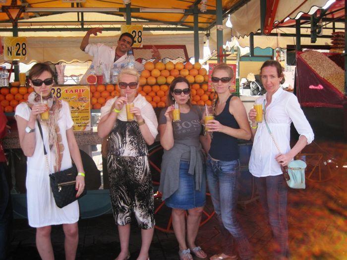 Kuidas naised Marokos käisid 102
