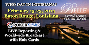 Enjoy Mardi Gras at this Weekend's Mid-States Poker Tour Belle of Baton Rouge Event 101
